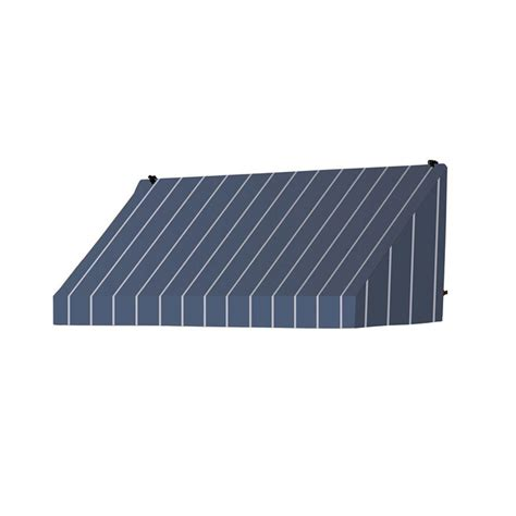 awning retractable manually awnings in a box 8 ft classic manually retractable awning