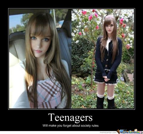 Teenagers Meme - cute teenagers by smowk3r meme center