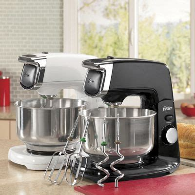 oster mixers small kitchen appliances turntable stand mixer by oster from seventh avenue 49045