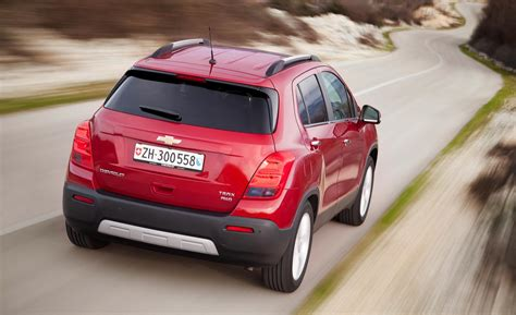 news  chevrolet trax review