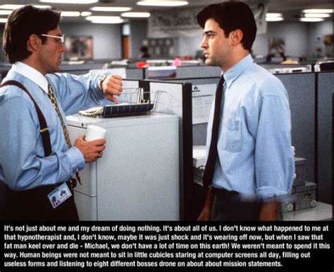 Office Space Quotes Reports The Most Memorable Office Space Quotes 10 Pics