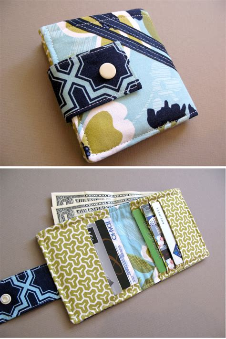 tutorial wallet fabric modest maven bi fold wallet tutorial