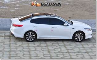 vendor fs 2016 2017 kia optima painted trunk spoiler