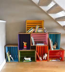 Decorating Ideas Using Wooden Crates Furniture Simple Diy Wood Crate For Versatile Furniture