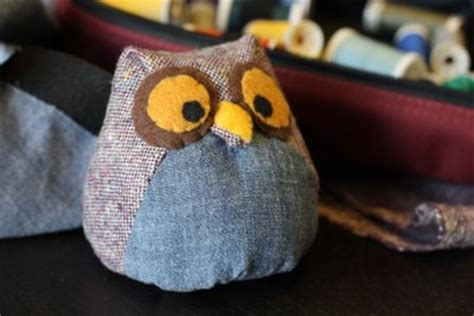 japanese owl pattern owl stuffie from japanese pattern sewing projects