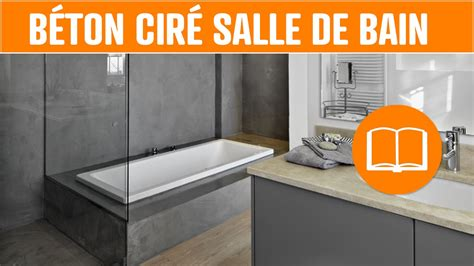 Evier En Beton Ciré by Beton Cire Salle De Bain Leroy Merlin