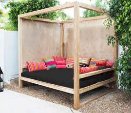 Diy Outdoor Daybed 14 Outdoor Beds For Summer Naps
