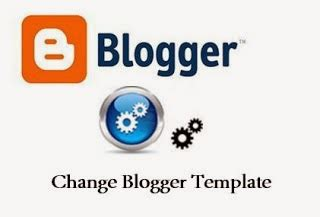my web blogger tricks how to change blogger blogspot