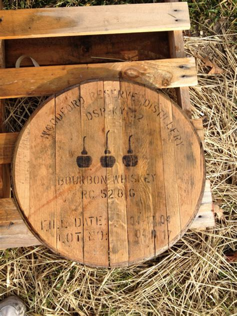 Whiskey Barrel Decor by Woodford Reserve Bourbon Whiskey Bourbon Barrel By