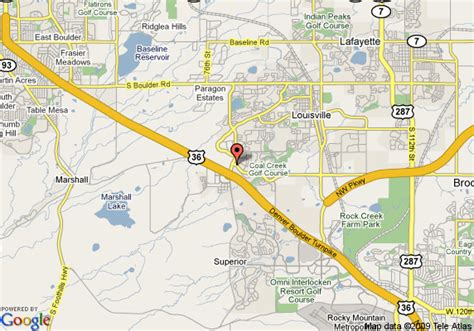 map of boulder colorado map of comfort inn boulder county louisville