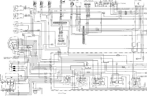 porsche 924 ignition wiring diagram porsche wiring