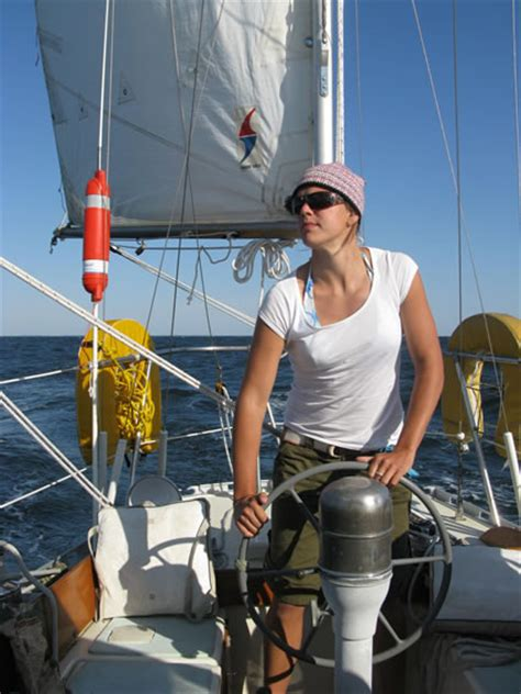 bluewater lady boat how to work around the world on a sailboat or yacht