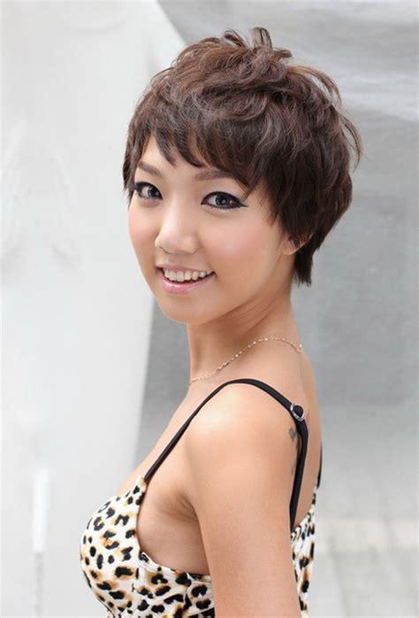 asian women short hairstyles short haircuts for asian women