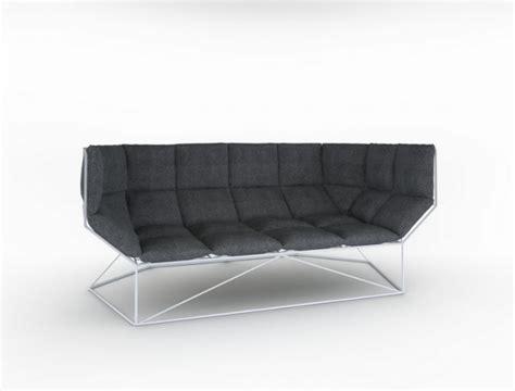 Sketch Sofa 3d Model Ligne by Canap 233 Foxhole Par Nathan Yong Pour Sphaus