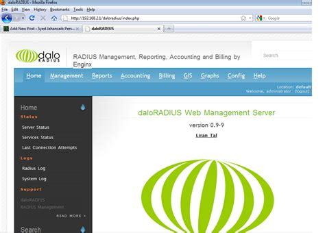 ubuntu setup radius server daloradius ubuntu minikeyword com