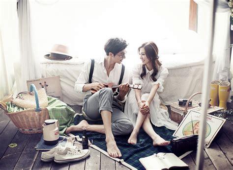 Casual Wedding Photoshoot by Korea Pre Wedding Studio Photography 2016 Sle May