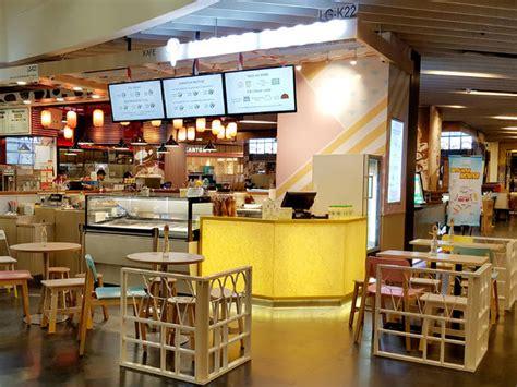 scoop  gardens mall restaurants  mid valley