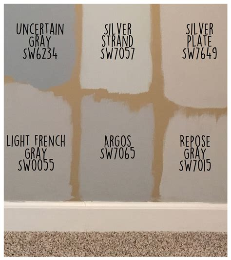sherwin williams light gray sherwin williams paint colors repose gray and light
