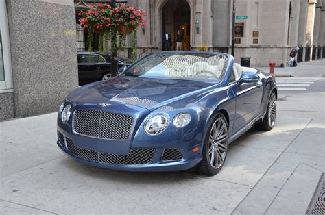 2014 bentley continental gtc 2014 bentley continental gtc speed stock r158a for sale