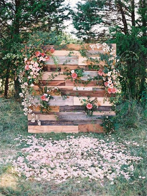 Rustic Backyard Wedding Ideas 25 Rustic Outdoor Wedding Ceremony Decorations Ideas