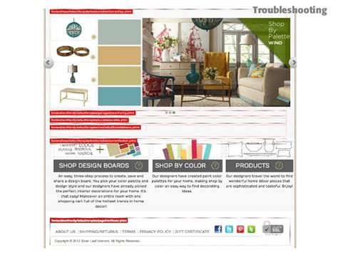 design home page in magento home design