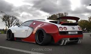 Bugatti Veyron Tuned Tuning Bugatti Veyron Wide