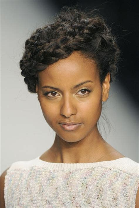 ethiopian traditional hair brad vidyo 11 best images about ethiopian models on pinterest