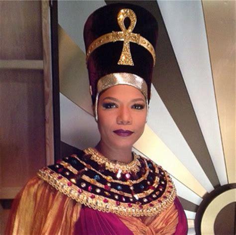 queen latifah halloween 2013 that grape juice