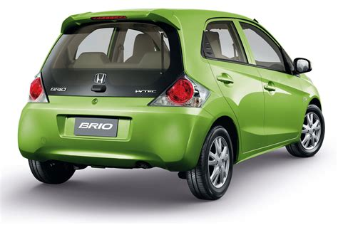 www brio honda brio production version unveiled in thailand the