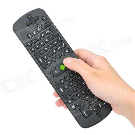 Mouse Wireless Airmouse2 New buy measy rc11 2 4ghz wireless 1000dpi optical air mouse keyboard with smart android os 3 x aaa