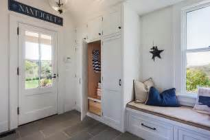 Laundry Room Shiplap Cottage Mudroom With Vertical Shiplap Walls Cottage