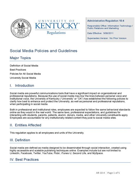 nlrb social media policy template social media policies template gecce tackletarts co