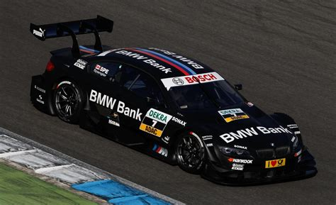 bmw bank car and driver