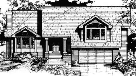 tri level house plans tri level house plan house plans pinterest