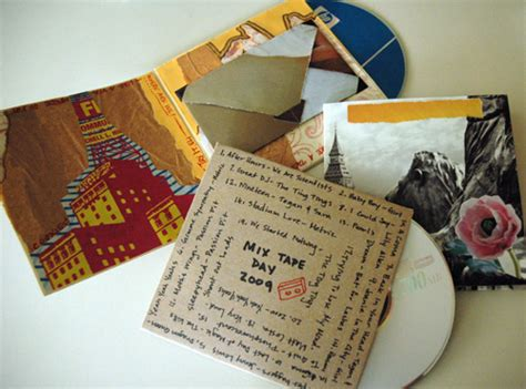Handmade Cd - now what how to make a cd sleeve for your superfly