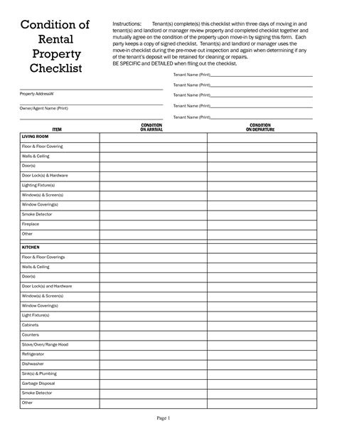 home inspection checklist fill online printable fillable blank