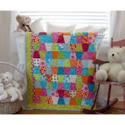 Go tumbler baby quilt pattern accuquilt com
