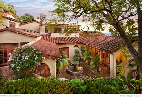 spanish revival spanish revival residence ab design studio inc love the