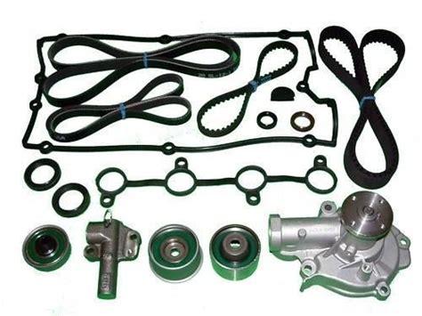 2004 Hyundai Santa Fe Timing Belt by Timing Belt Kit Hyundai Santa Fe 2001 To 2004 4 Cyl