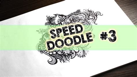 doodle speed draw speed doodle timelapse drawing 3