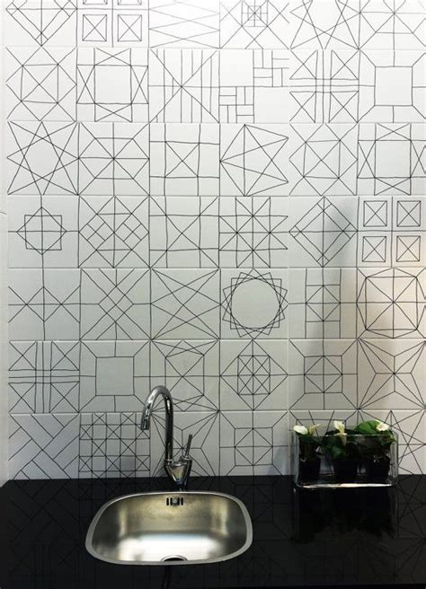 geometric pattern kitchen tiles before you remodel 6 tile trends you should know