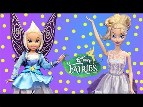 turn into doll frozen dolls turn into dolls just like tinkerbell