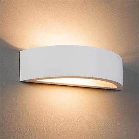 applique in gesso illuminazioni led applique in gesso e ladari in offerta