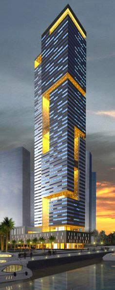 idea design bahrain maersk building science tower for the panum complex