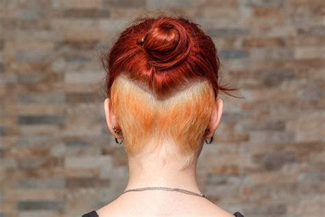 valiant undercut hairstyles  women  long hair