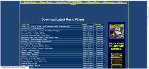 mp song l 10 meilleurs sites pour t 233 l 233 charger des clips vid 233 o