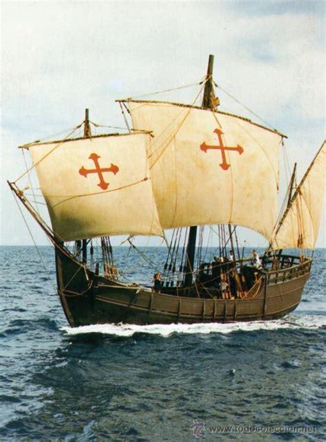barcos animados de cristobal colon carabela imagui
