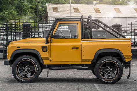 land rover truck 2015 2015 land rover defender xs 90 by chelsea truck co
