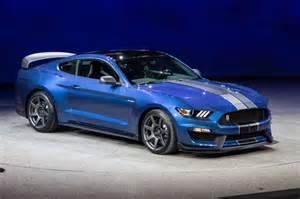 Ford Mustang Gt 2016 2016 Ford Mustang Shelby Gt 350 R Review Price 0 60 Mph