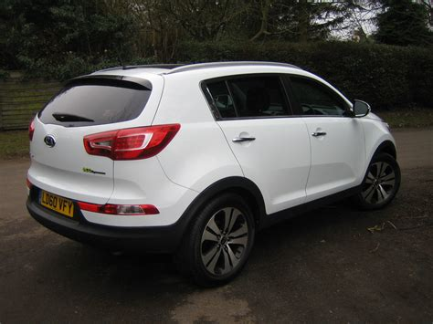 Eco On Kia Kia Sportage Certainly Stands Out From The Crowd Wheel
